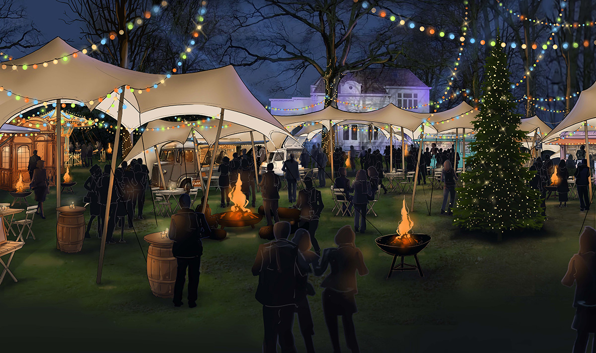 Winterfestival-evenment